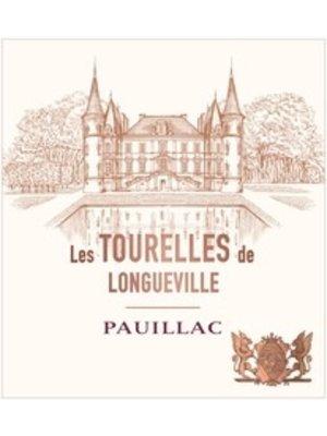 Wine LES TOURELLES DE LONGUEVILLE 2011