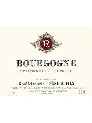 Wine REMOISSENET BOURGOGNE ROUGE 2017