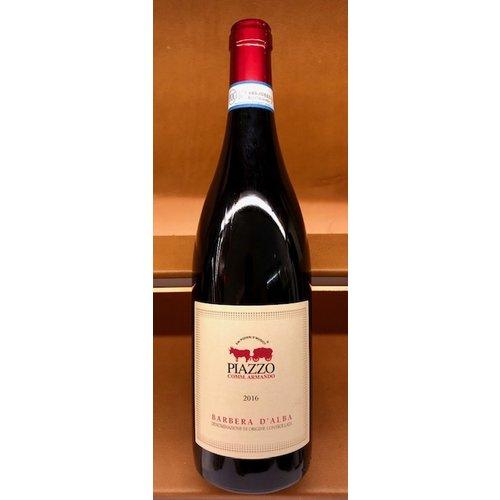 Wine PIAZZO BARBERA D'ALBA 2016