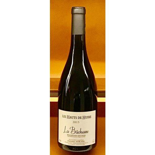 "Wine FREDERIC AUBLANC BEAUJOLAIS-VILLAGES ""CUVEE LA BACHASSE"" 2015"
