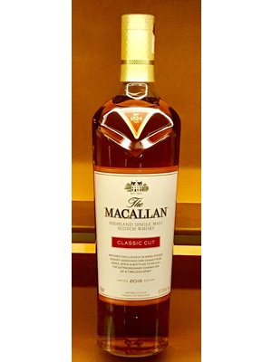 Spirits MACALLAN CLASSIC CUT SINGLE MALT SCOTCH WHISKY