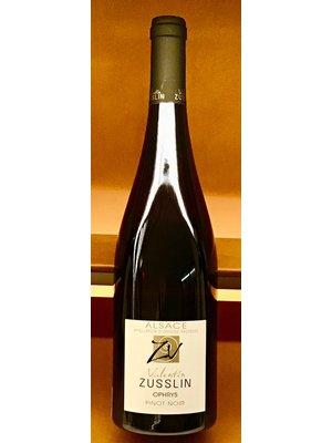 "Wine DOMAINE VALENTIN ZUSSLIN ""OPHYRS"" PINOT NOIR 2016"