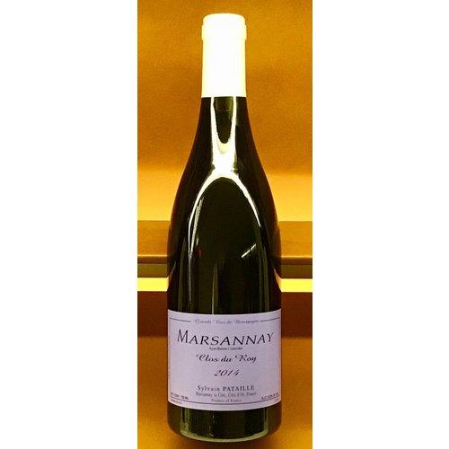 """Wine SYLVAIN PATAILLE MARSANNAY """"CLOS DU ROY"""" 2014"""