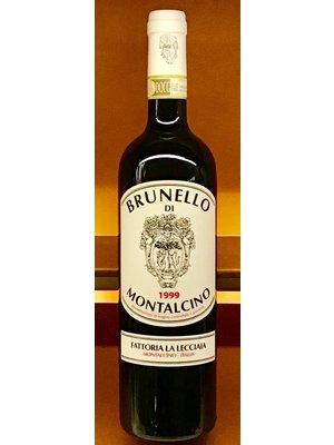Wine LA LECCIAIA BRUNELLO DI MONTALCINO 1999