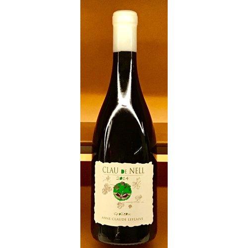 Wine ANNE-CLAUDE LEFLAIVE CLAU DE NELL GROLLEAU 2014