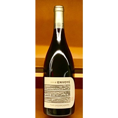 "Wine MAISON L'ENVOYE ""TWO MESSENGERS"" PINOT NOIR 2016"
