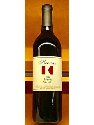 Wine KEENAN MERLOT 2014