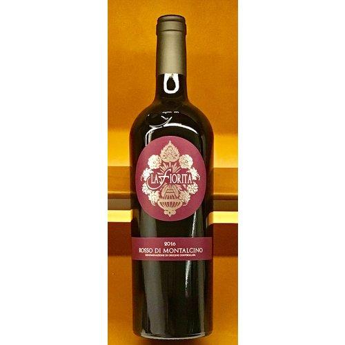 Wine LA FIORITA ROSSO DI MONTALCINO 2017