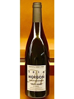 Wine GUY BRETON MORGON 2016