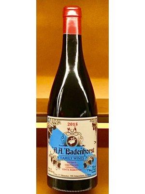 Wine A.A. BADENHORST FAMILY RED BLEND 2015