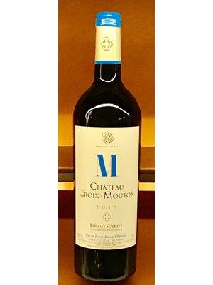 Wine CHATEAU CROIX-MOUTON 2015