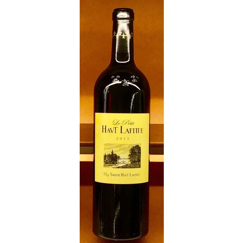 Wine CHATEAU SMITH HAUT LAFITTE LE PETIT HAUT LAFITTE 2015