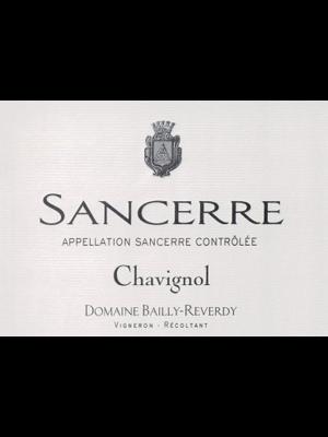 Wine DOMAINE BAILLY-REVERDY SANCERRE CHAVIGNOL 2018