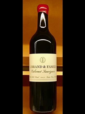 Wine I BRAND FAMILY MONTEBELLO ROAD CABERNET SAUVIGNON  2015