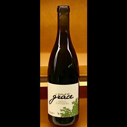 Wine A TRIBUTE TO GRACE 'VIE CAPRICE VINEYARD' GRENACHE 2015
