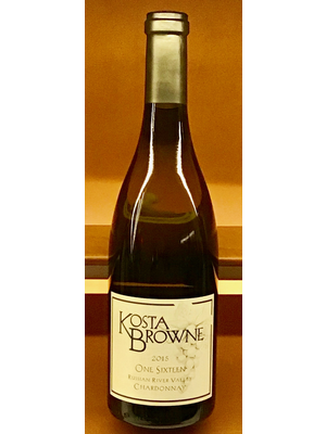 Wine KOSTA BROWNE CHARDONNAY 'ONE SIXTEEN' 2015