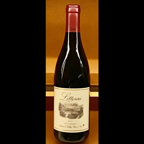 Wine LITTORAI 'LES LARMES' PINOT NOIR 2018