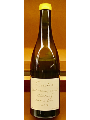 Wine CERITAS CHARDONNAY 'CHARLES HEINTZ VINEYARD' 2016