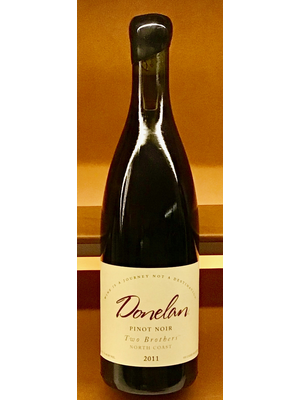 Wine DONELAN FAMILY PINOT NOIR TWO BROTHERS 2011
