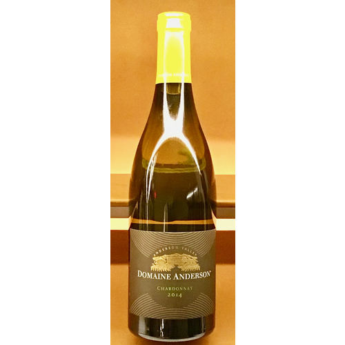 Wine DOMAINE ANDERSON CHARDONNAY 2014