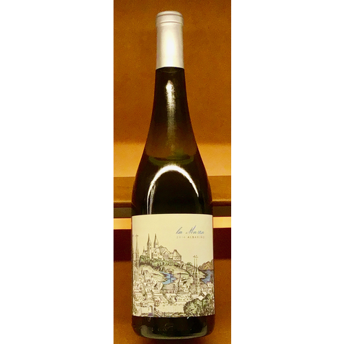 Wine LA MAREA ALBARINO KRISTY VINEYARD 2016