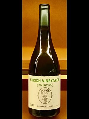 Wine HIRSCH VINEYARDS ESTATE CHARDONNAY 2016