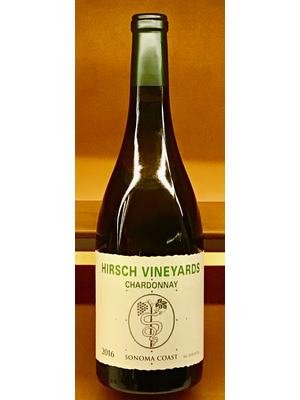 Wine HIRSCH VINEYARDS ESTATE CHARDONNAY 2017