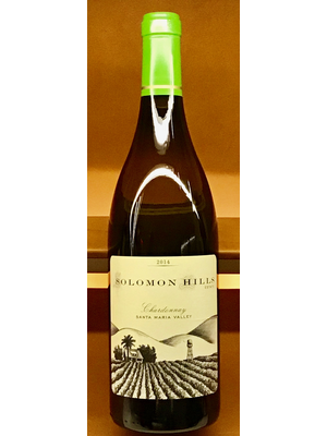 Wine SOLOMON HILLS CHARDONNAY 2014