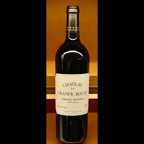Wine CH LA GRANDE ROCHE CABERNET SAUVIGNON 2016