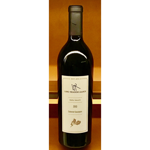 Wine LONG MEADOW RANCH NAPA VALLEY CABERNET SAUVIGNON 2013