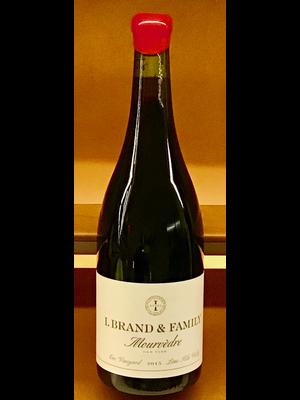 Wine I BRAND FAMILY ENZ VINEYARD MOURVEDRE 2015