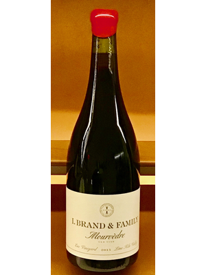 Wine I BRAND FAMILY ENZ VINEYARD MOURVEDRE 2017