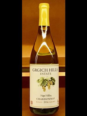 Wine GRGICH HILLS CHARDONNAY 2017