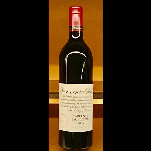 Wine DOMAINE EDEN SANTA CRUZ MOUNTAINS CABERNET SAUVIGNON 2016
