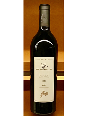 Wine LONG MEADOW RANCH MERLOT NAPA VALLEY 2014