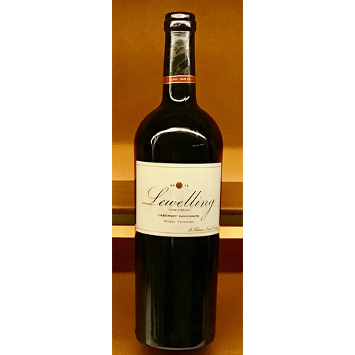 Wine LEWELLING CABERNET SAUVIGNON 'WIGHT VINEYARD' 2015