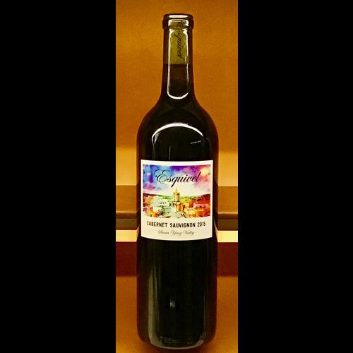 Wine ESQUIVEL CABERNET SAUVIGNON 2015