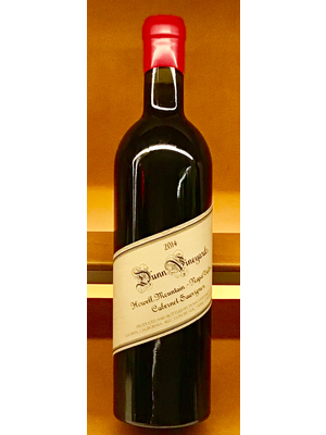 Wine DUNN VINEYARDS 'HOWELL MOUNTAIN' CABERNET SAUVIGNON 2014