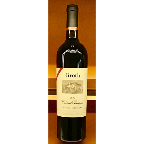 Wine GROTH RESERVE CABERNET SAUVIGNON 2014
