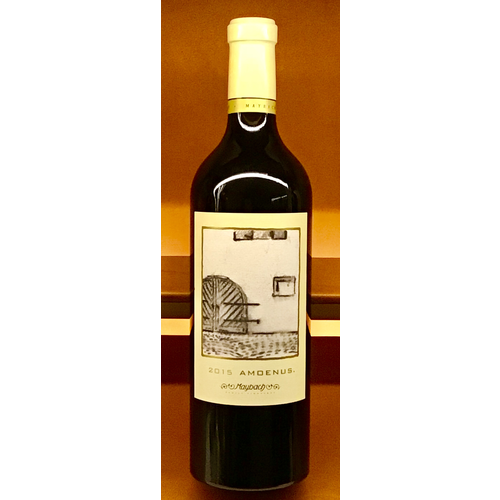 Wine MAYBACH CABERNET SAUVIGNON AMOENUS NAPA 2015