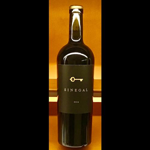 Wine SINEGAL CABERNET SAUVIGNON RESERVE 2014