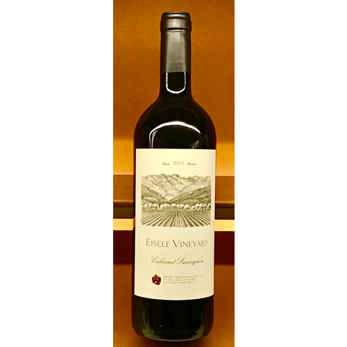 Wine EISELE VINEYARD CABERNET SAUVIGNON (ARAUJO ESTATE) 2013
