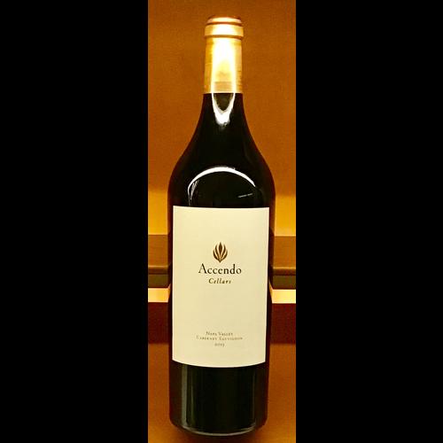 Wine ACCENDO CELLARS CABERNET SAUVIGNON 2013