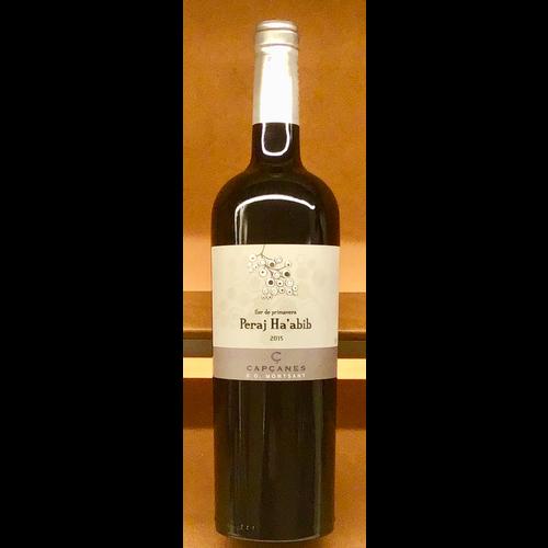 Wine PERAJ HA'ABIB CAPCANES MONTSANT 2015