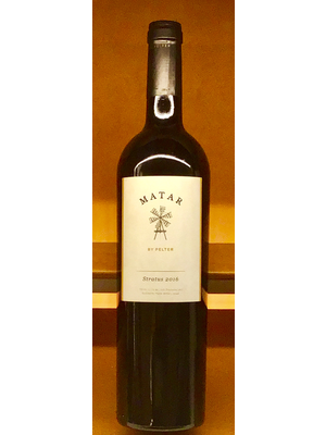 Wine MATAR BY PELTER STRATUS 2016