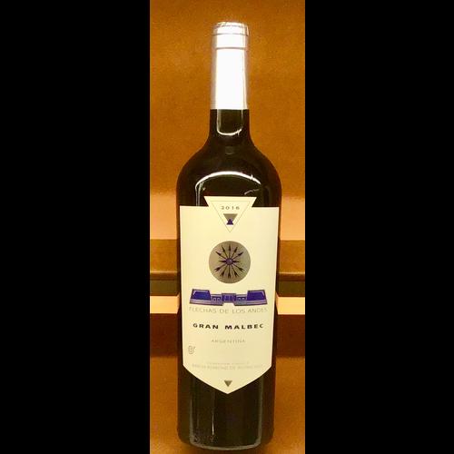 Wine FLECHAS DE LOS ANDES GRAN MALBEC 2016
