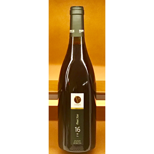 Wine VITKIN WINERY PINOT NOIR 2018