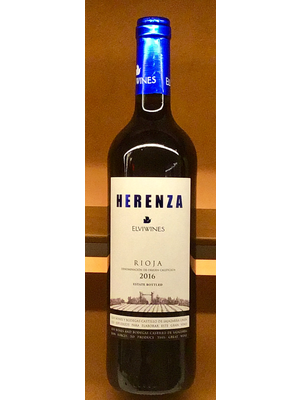 Wine ELVI HERENZA RIOJA 2018
