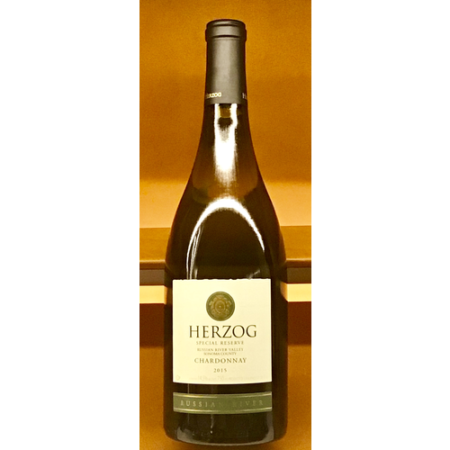 Wine HERZOG CHARDONNAY 'SPECIAL RESERVE' RUSSIAN RIVER 2018
