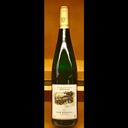 Wine VON HOVEL GEFEN HASHALOM SAAR RIESLING KABINETT 2015